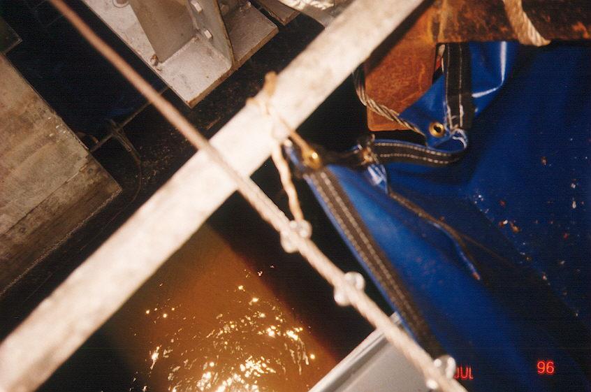 Collecting Water Under Bridge during water jetting.jpg