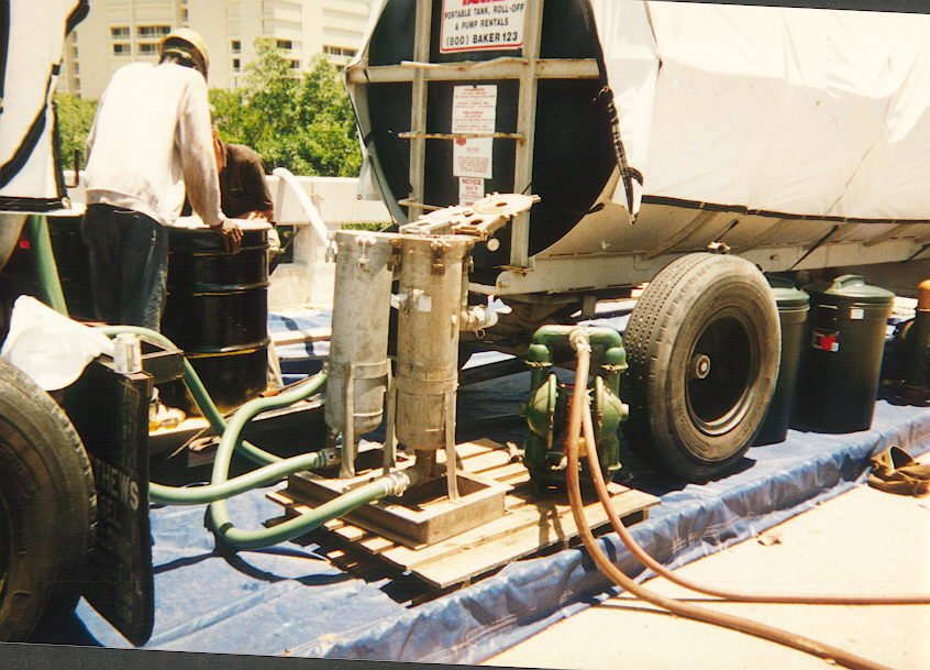 Filtering after paint removal for environmental safety.jpg