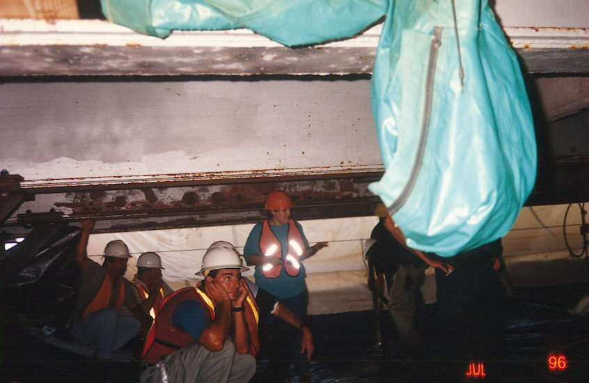 Safety and Cleanliness during water jetting under bridge.jpg