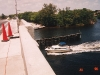 Paint removal by water jet on bridge at Boca Raton.jpg
